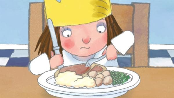 Die kleine Prinzessin will ab sofort alles alleine machen, doch das ist manchmal gar nicht so einfach. | Rechte: ZDF/Illuminated Film Ltd.