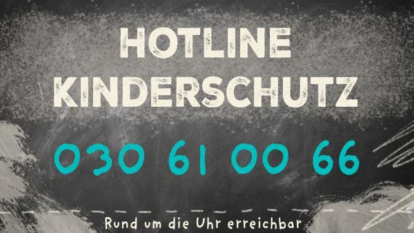 Hotline Kinderschutz | Rechte: KiKA/ Olivia Hanse