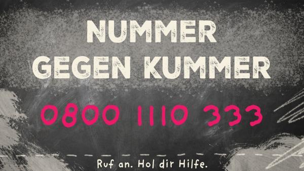 Nummer gegen Kummer | Rechte: KiKA/ Olivia Hanse