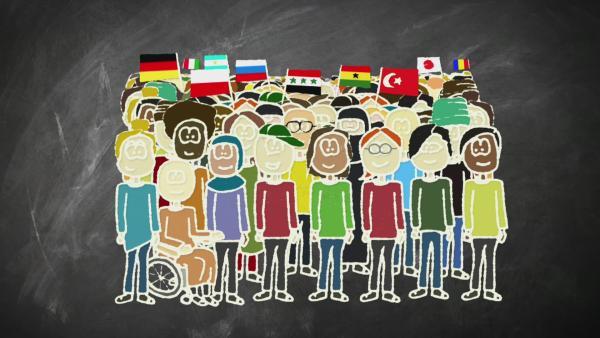 Darum ist Vielfalt wichtig! | Rechte: KiKA