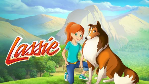 Lassie auf ZDFtivi.de | Rechte: ZDF