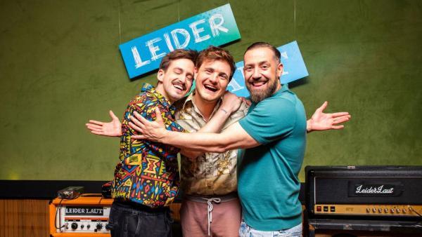 Phil Laude bei Leider laut | Rechte: ZDF