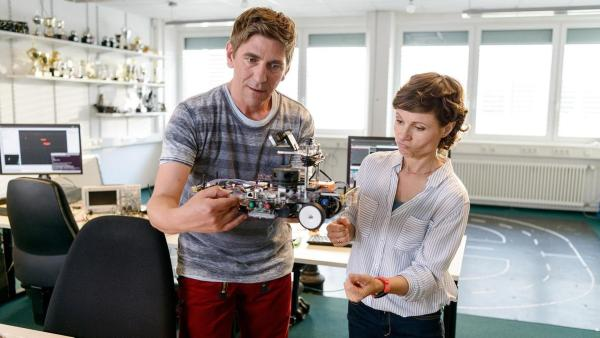 Intelligenz auf Rädern   Rechte: ZDF