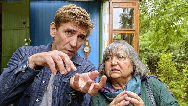 Fritz und Yasemins Oma | Rechte: ZDF