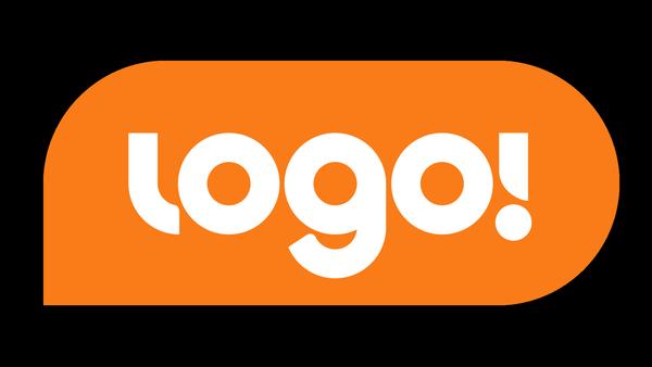 """Logo """"logo - die Welt und Ich"""""""