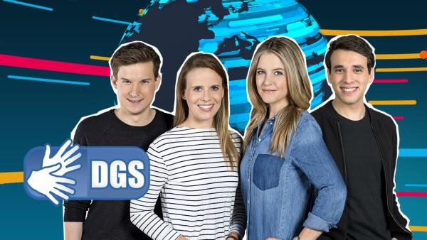 logo! Die Welt und ich. | Rechte: ZDF