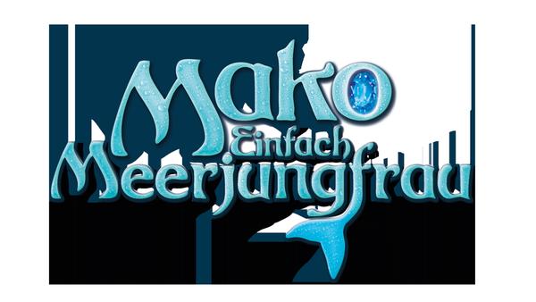 "Logo ""Mako - Einfach Meerjungfrau"" | Rechte: ZDF"