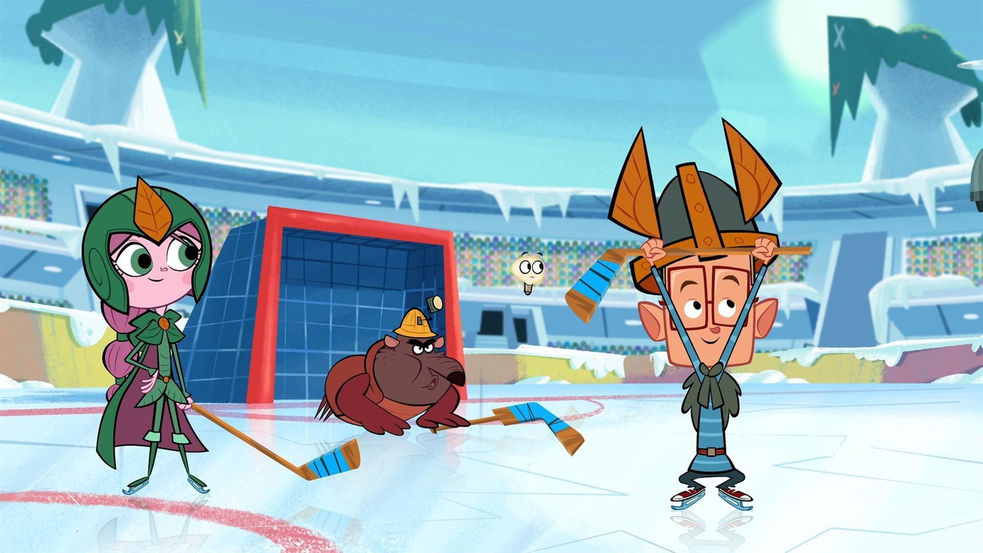 Spiele Auf Dem Eis