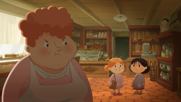 Marinette und Betty bekommen Ärger. | Rechte: NDR/2 Minutes