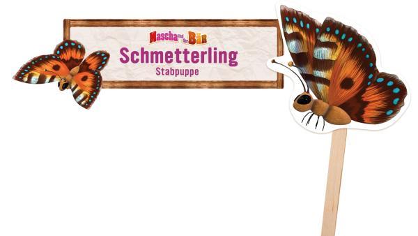 Schmetterling | Rechte: KiKA