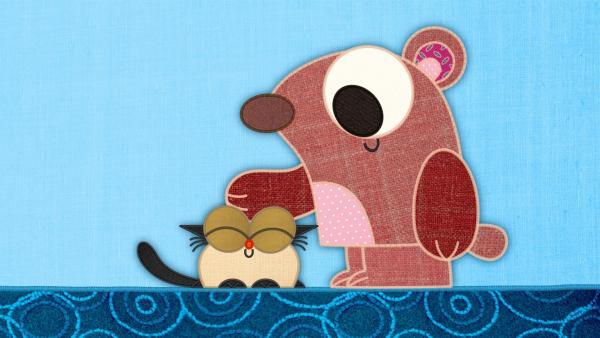 Der Bär bemüht sich - macht aber immerzu schlapp! | Rechte: rbb/Studio FILM BILDER
