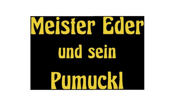 """Logo """"Meister Eder und sein Pumuckl""""   Rechte: BR"""