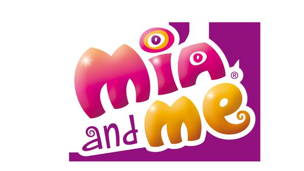 Logo Mia and Me | Rechte: ZDF