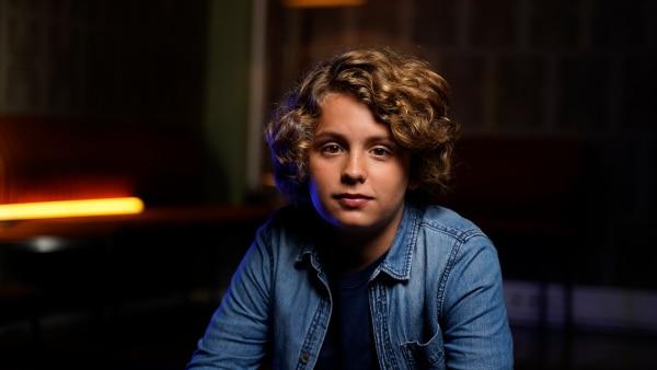 Johannes spielt Sam | Rechte: Filip Felix