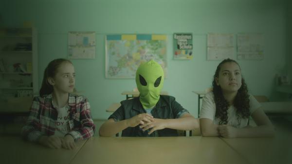 Alien | Rechte: KiKA