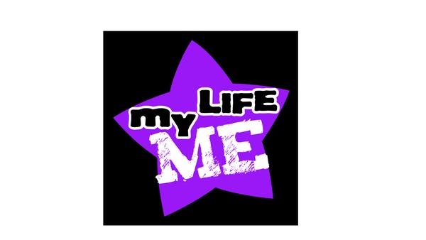 """Logo """"My Life Me - Mein Leben und ich"""""""