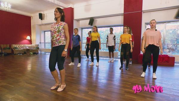 11. Vielseitigkeit - die Schatztruhe eines Tänzers | Rechte: KiKA