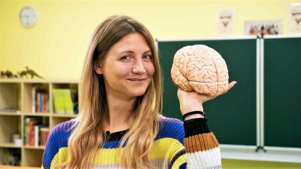 Moderatorin Jana.  | Rechte: WDR/tvision