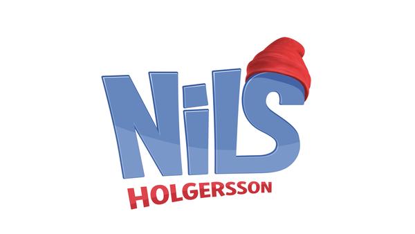 Nils Holgersson, Logo | Rechte: KiKA/ ARD/ BR