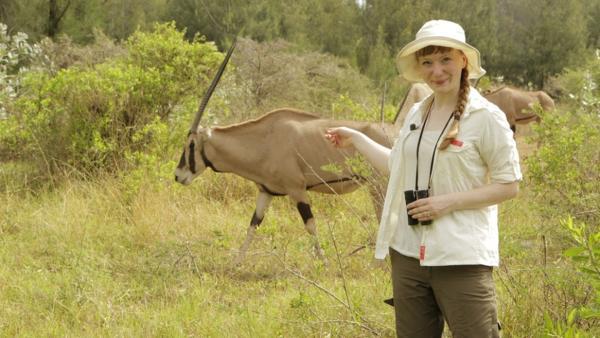 Im Reich der Antilopen / Paula und das letzte Einhorn   Bild: TEXT + BILD Medienproduktion   Rechte: TEXT + BILD Medienproduktion