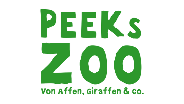 Logo PEEKs ZOO | Rechte: KiKA/2018 Igloo Productions Ltd.