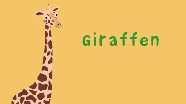 Giraffen | Rechte: KiKA/2018 Igloo Productions Ltd.