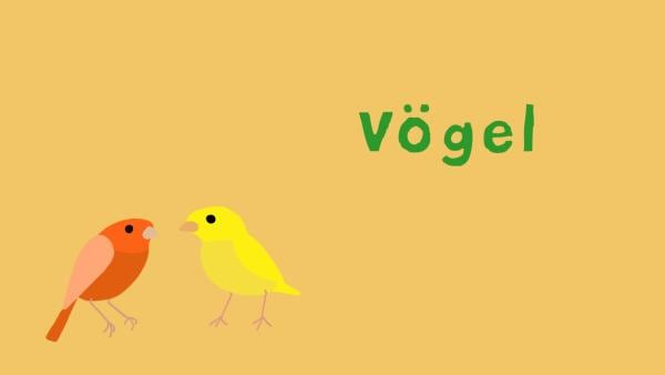 Vögel | Rechte: KiKA/2018 Igloo Productions Ltd.