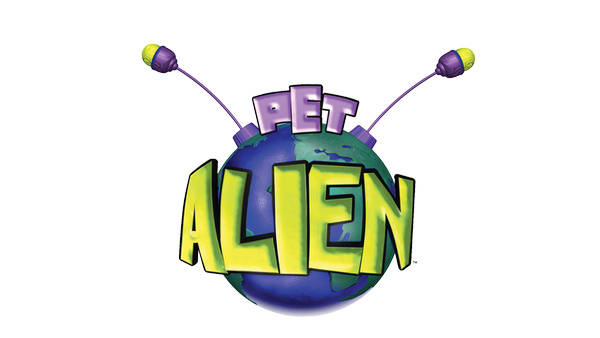 "Logo ""Pet Alien"""
