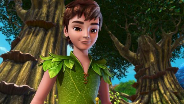 Peter Pan erlebt Abenteuer in Nimmerland. | Rechte: ZDF/method Film/DQ Entertainent