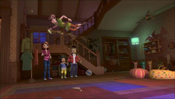 Michael freut sich auf seinen Geburtstag, aber Peter, der kommt, um die drei Kinder abzuholen, findet, dass Geburtstage Quatsch sind. | Rechte: ZDF/method Film/DQ Entertainment
