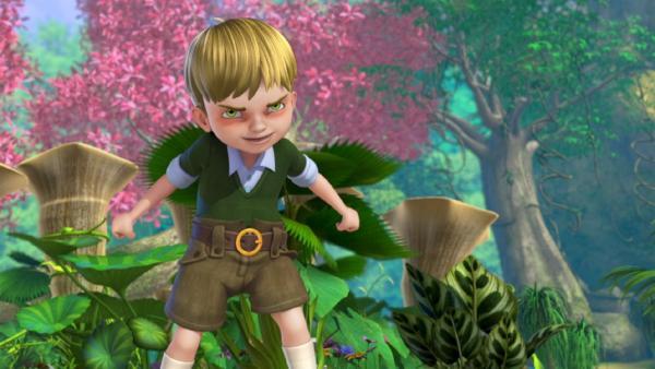 Loki ist eigentlich ein Geist, der in einer Truhe wohnt, die Hook in einer Höhle gefunden hat. | Rechte: ZDF/method Film/DQ Entertainment