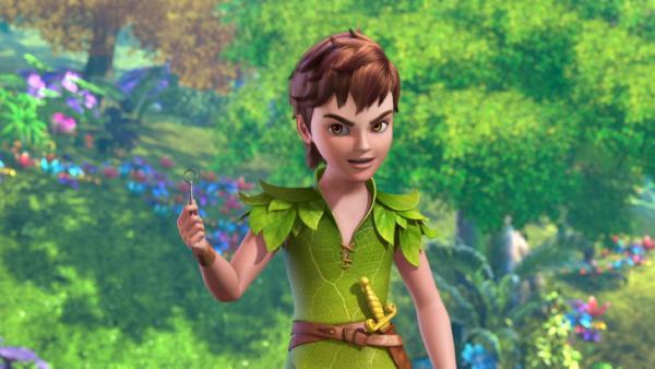 Peter Pan soll eine Entscheidung treffen, die er nicht treffen will und nicht treffen kann. | Rechte: ZDF/method Film/DQ Entertainment