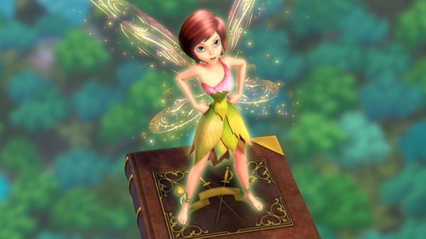 Tinker Bell ist ganz in ihrem Element. | Rechte: ZDF/DQ Entertainment