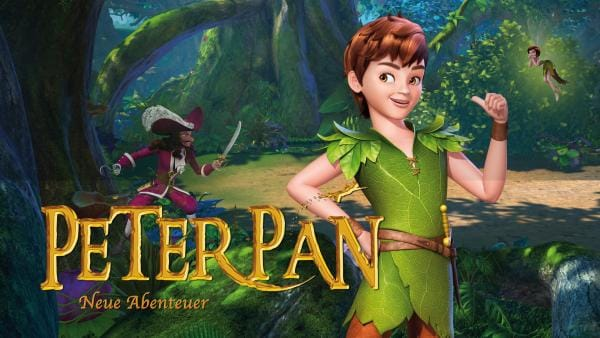 Peter Pan auf zdftivi.de | Rechte: ZDF