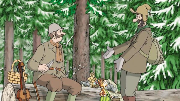 Alle wollen Alfred loswerden. | Rechte: ZDF