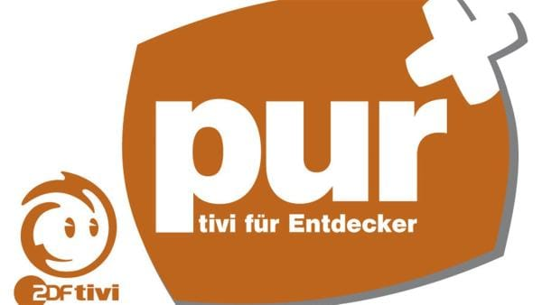 "Sendungslogo ""pur+"" 