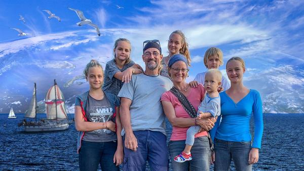 Saskia und ihre Familie | Rechte: ZDF