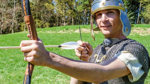 Eric bei den Römern | Rechte: ZDF