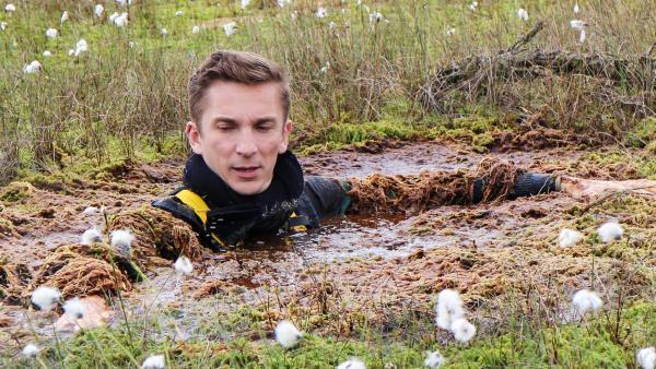 PUR+ - Eric versinkt im Moor | Rechte: ZDF