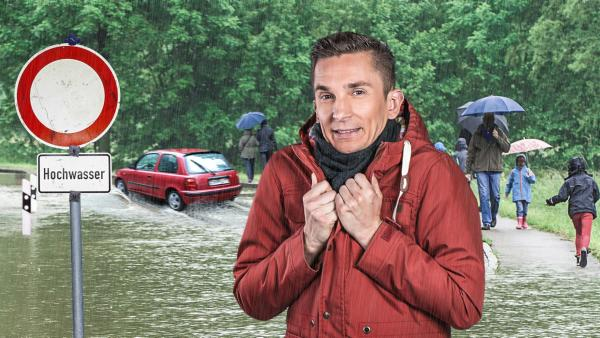 PUR+ - Gefährlicher Starkregen  | Rechte: Clipdealer, Imago, ZDF