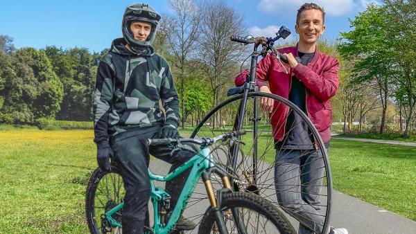 PUR+ - Fahrrad - Lass es rollen | Rechte: Imago, ZDF