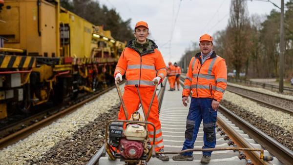 PUR+ - Schienen | Rechte: ZDF