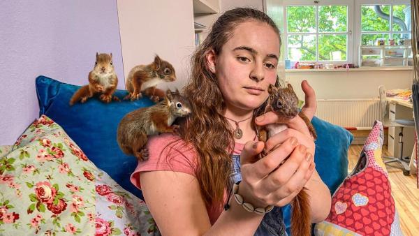 PUR+ - Tierbabys   Rechte: ZDF