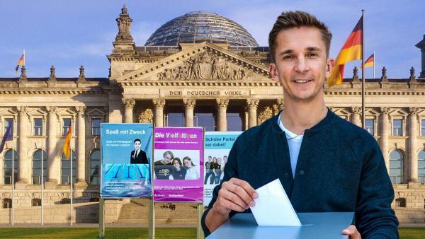PUR+ - Wahl - wählt mich! | Rechte: ZDF