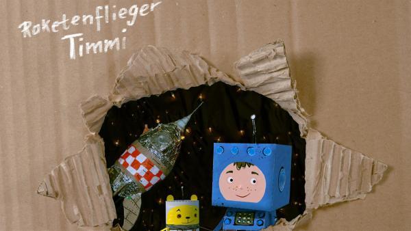 Timmi und Teddy   Rechte: rbb/MDR/NDR/MotionWorks