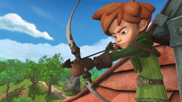 Robin Hood - Schlitzohr von Sherwood | Rechte: ZDF/Method Animation/DQ Entertainment/Fabrique d'images/ZDF Enterprises/De Agostini