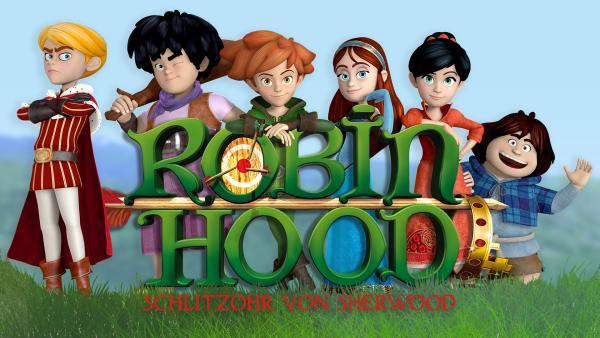 Robin Hood auf ZDFtivi.de | Rechte: ZDF