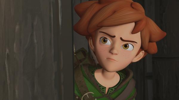 Robin Hood braucht einen Plan. | Rechte: ZDF/Method Animation/DQ Entertainment/Fabrique d'images/ZDF Enterprises/De Agostini