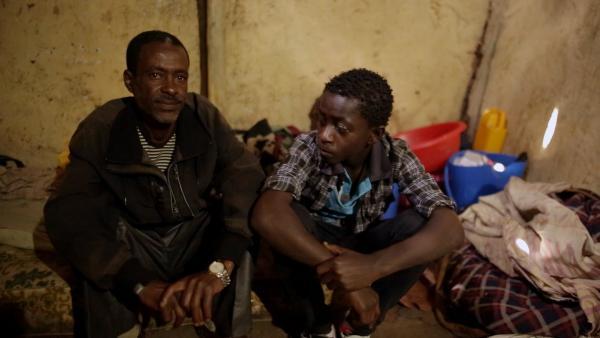 Henok und sein Vater | Rechte: hr