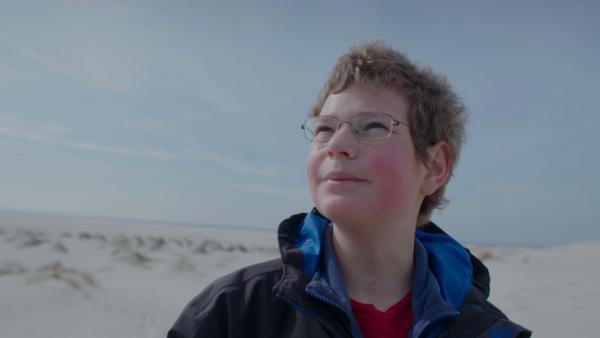 Jon auf Amrum, seinem Lieblingsurlaubsort | Rechte: hr/Marco Giacopuzzi